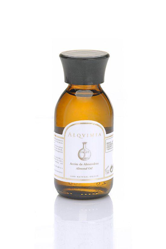 alqvimia almond oil 100ml