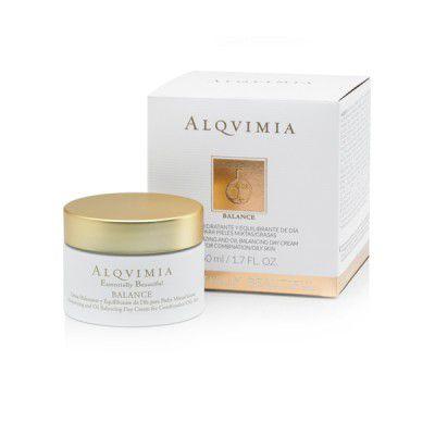 alqvimia balance dag creme voor gecombineerde huid 50ml