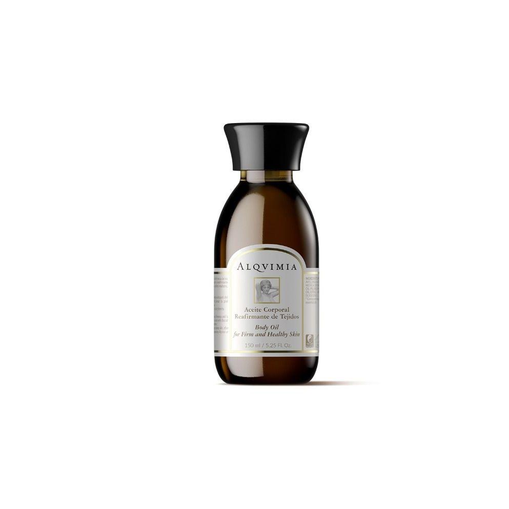 alqvimia body oil firm and healthy skin 150ml