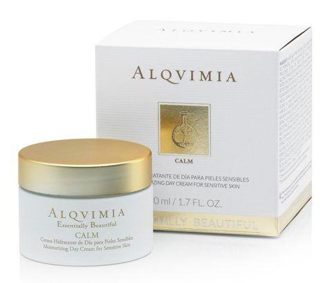 alqvimia calm dagcreme voor de gevoelige huid 50ml