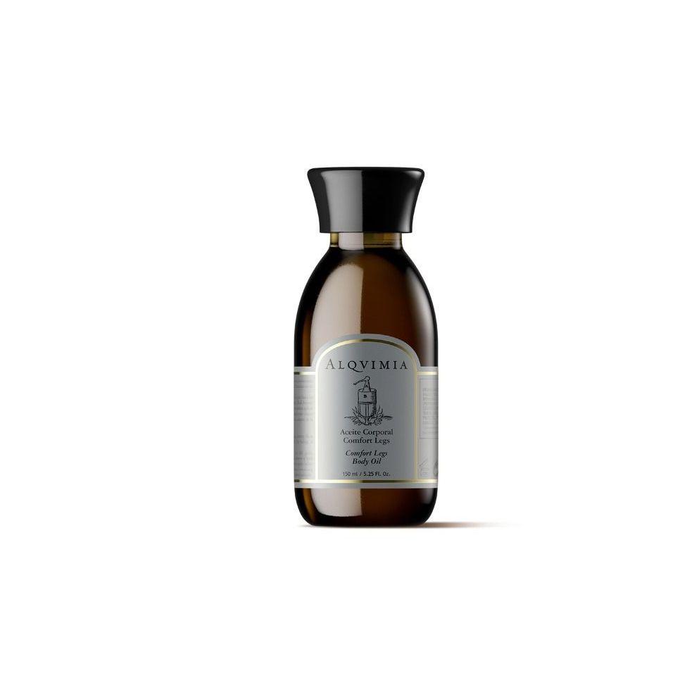 alqvimia comfort legs body oil 150 ml
