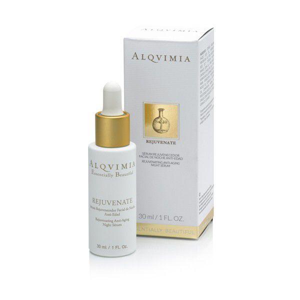 alqvimia rejuvenate anti aging night serum 30ml