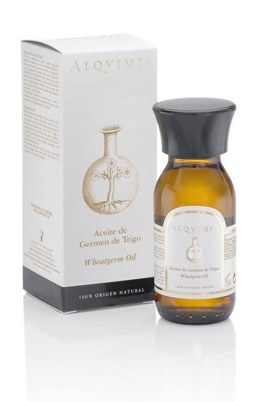 alqvimia wheatgerm oil 60ml