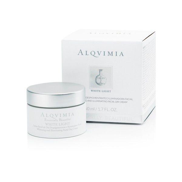 alqvimia white light dagcreme 50ml