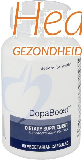 design for health dopa boost 60 vcps