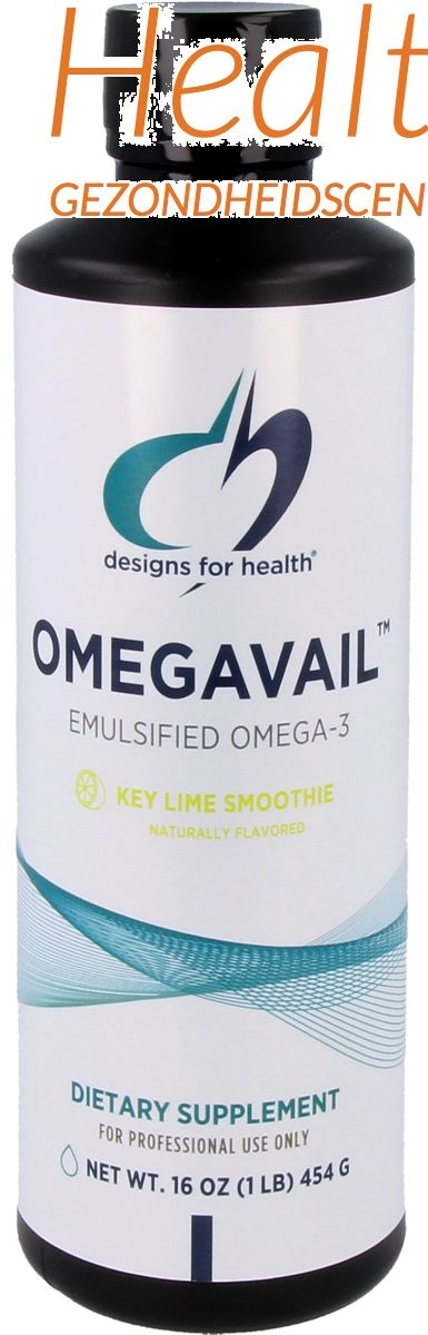 design for health omegavail 454 gr