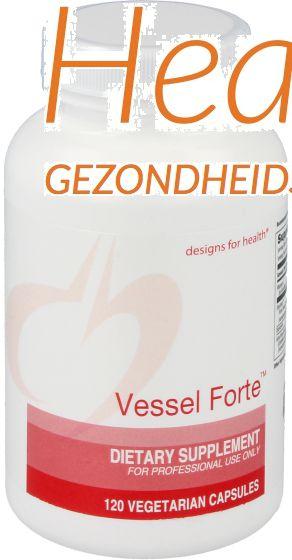 design for health vessel forte 120vcps