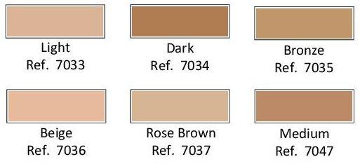 drbaumann make up rose brown 15ml