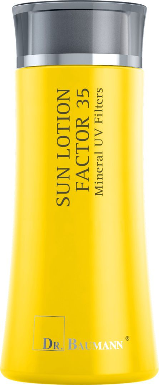 dr baumann sun factor 35 mineral uv filters 75ml