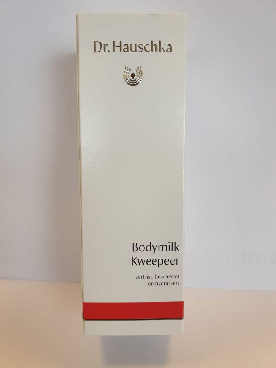 drhauschka bodymilk kweepeer 145ml