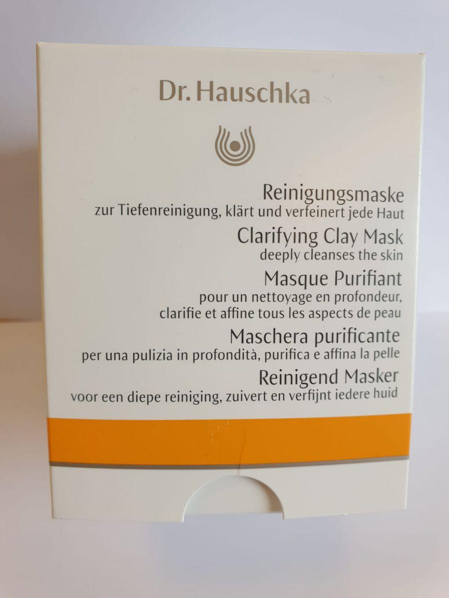 drhauschka reinigend masker clay 10 zakjes