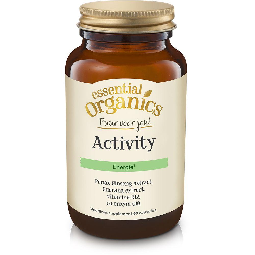 essential organics puur activity 120 caps