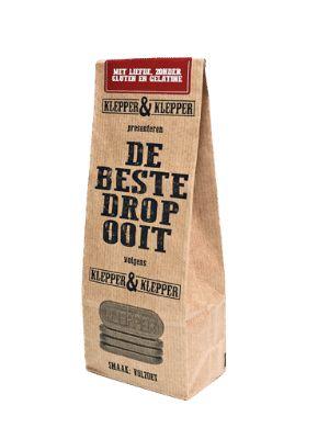 klepper klepper de beste drop ooit volzoet 200 gram