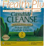 Natures Plus Candida Cleanse 7 dagen 2x28cps