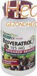 Natures Plus, Resveratrol 125mg 60 tabl