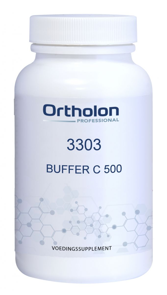 ortholon 3303 vit c buffer 500 mg 60 cps