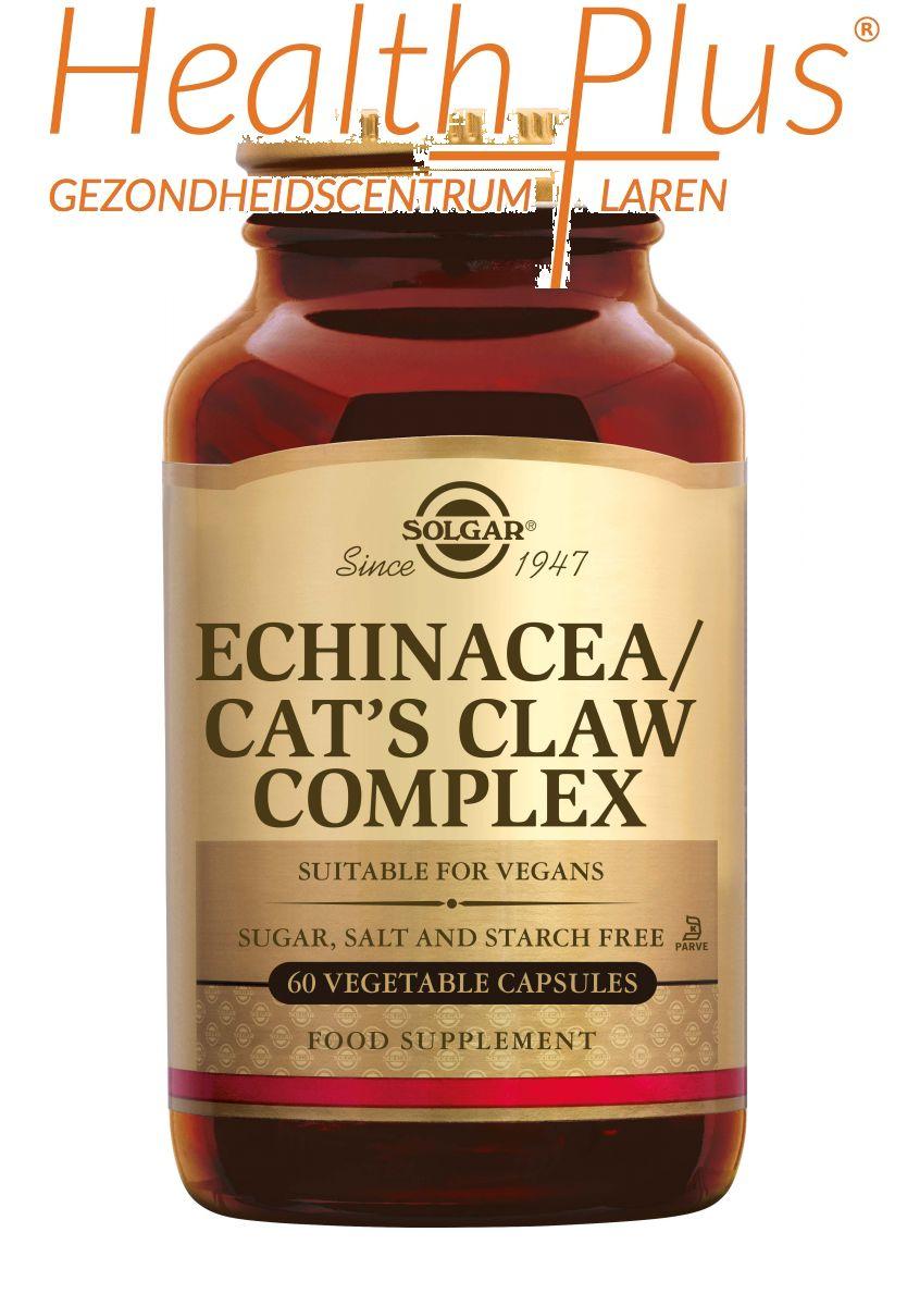 solgar echinacatsclaw 60vcps