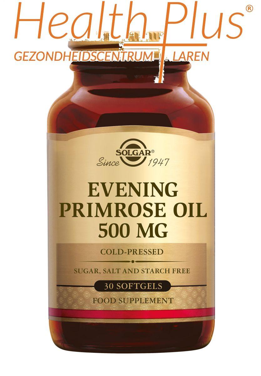 solgar evening primrose oil 500mg 30 softg