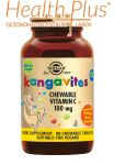 Solgar Kangavites Vitamine C 100mg 90 chewable