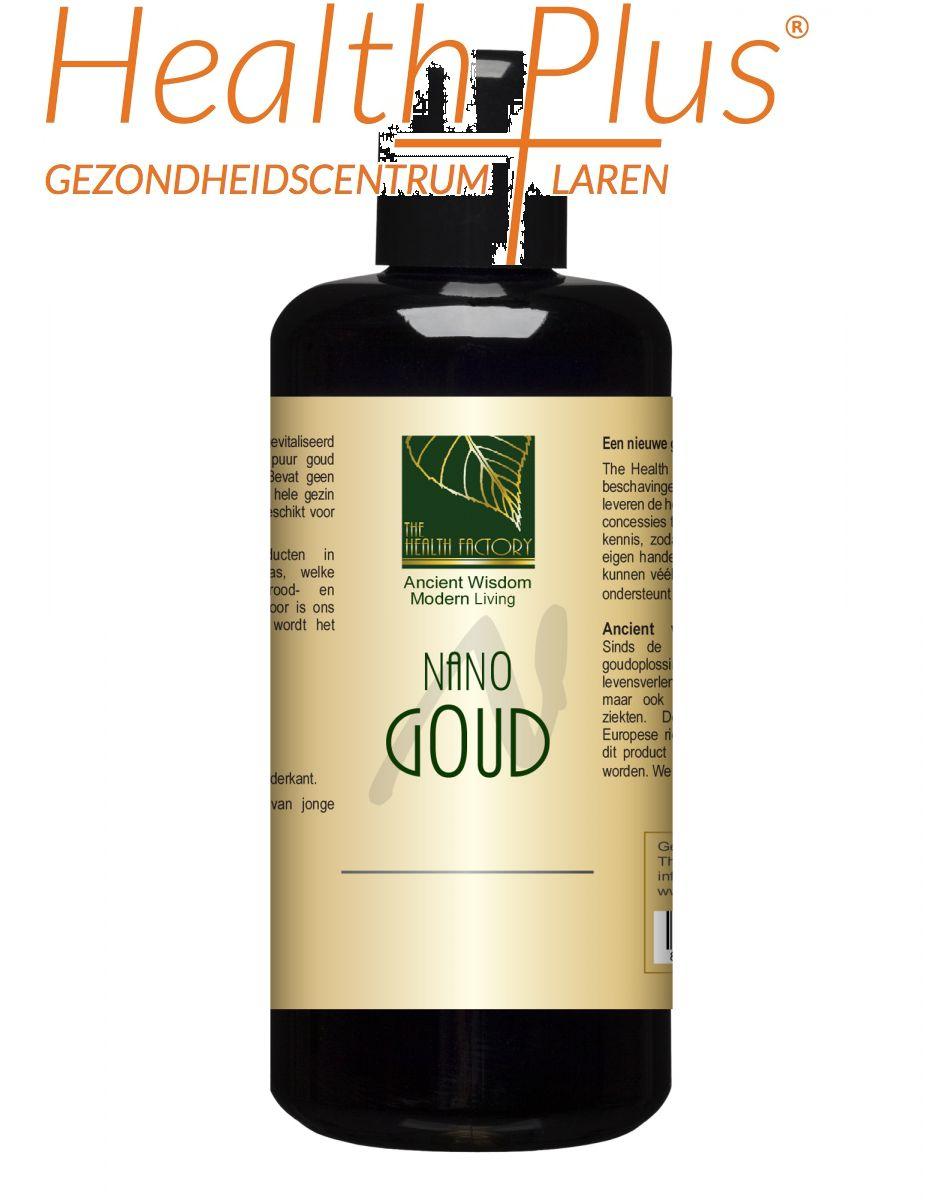 the health factory nano goud 200ml