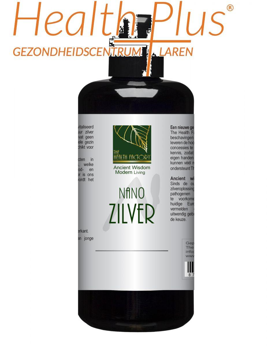 the health factory nano zilver 200ml