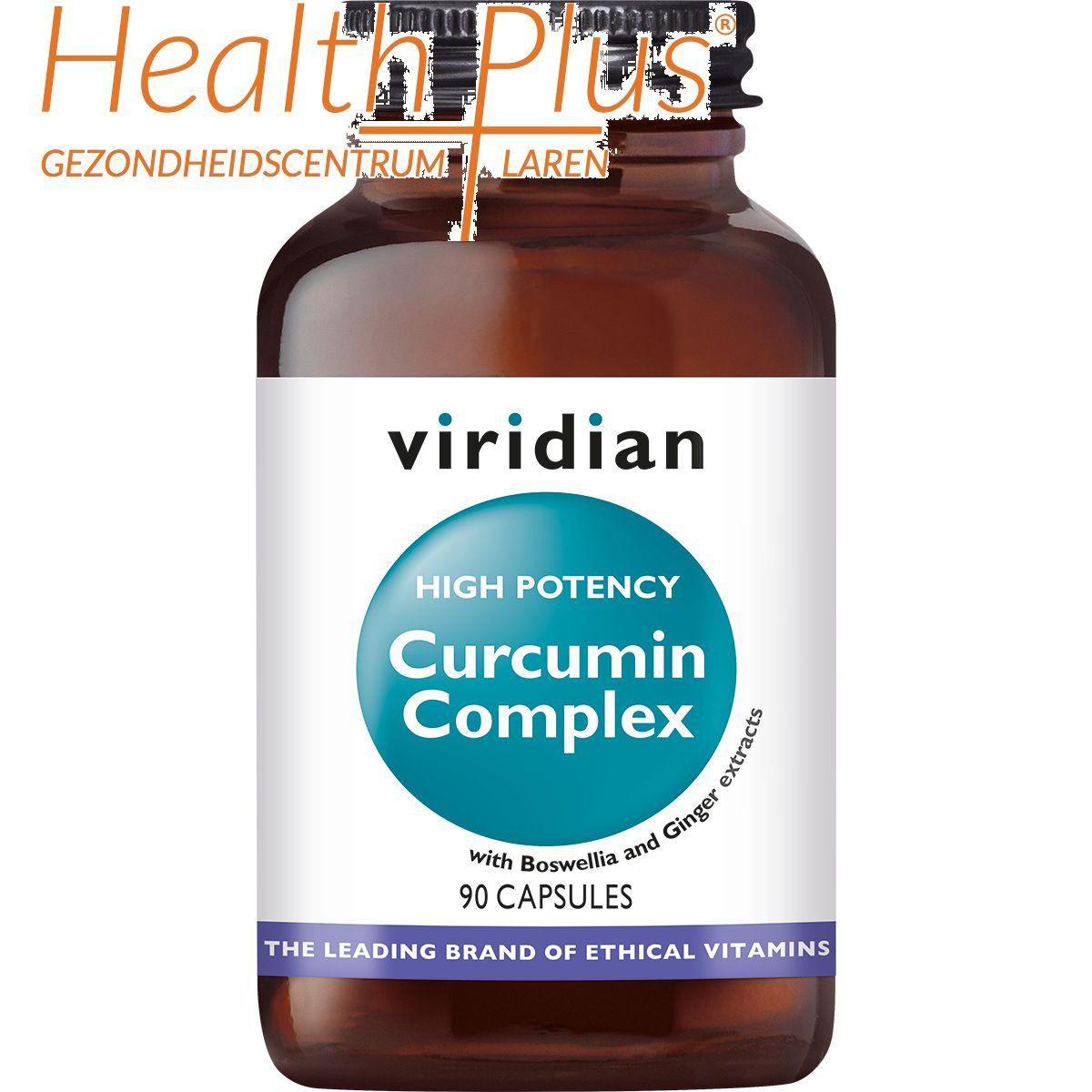 viridian curcumin complex 90 vcps
