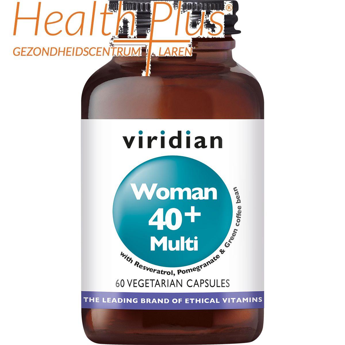 viridian woman 40 multi 60 vcps