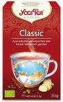Yogi Tea Classic Biologisch 17 zakjes