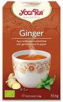 Yogi Tea Ginger Biologisch 17 zakjes