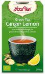 Yogi Tea Ginger Lemon Biologisch 17 zakjes