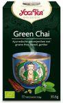 Yogi Tea Green Chai Biologisch 17 zakjes