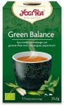 Yogi Tea Green Balance Biologisch 17 zakjes