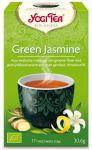 Yogi Tea Green Jasmine Biologisch 17 zakjes