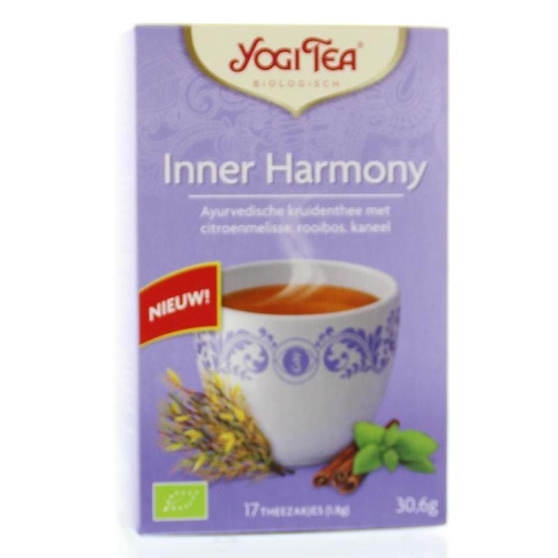 yogi tea inner harmony biologisch 17 zakjes