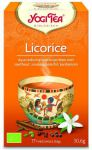 Yogi Tea Licorice Biologisch 17 zakjes