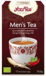 Yogi Tea Men's Tea Biologisch 17 zakjes