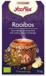 Yogi Tea Rooibos Biologisch 17 zakjes