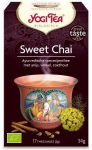 Yogi Tea Sweet Chai Biologisch 17 zakjes