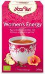 Yogi Tea Women's Energy Biologisch 17 zakjes
