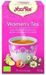 Yogi Tea Women's Tea Biologisch 17 zakjes